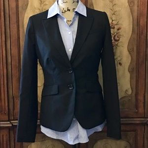 Like New The Limited Black Collection Blazer sz 2